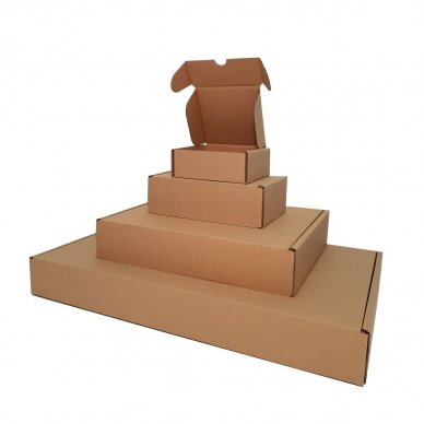 Dėžės S dydžio paštomatams 5